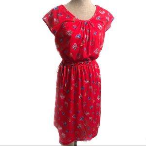 Adorable vintage cotton sun dress
